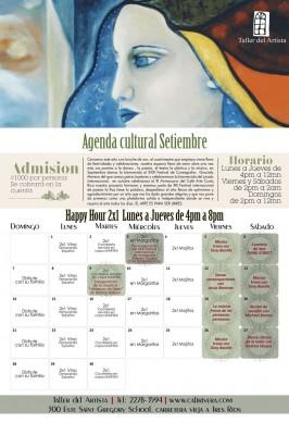 Agenda-Setiembre-2014