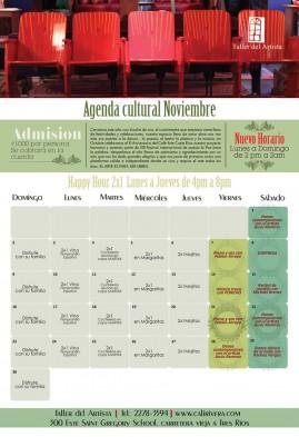Agenda-Noviembre-2014