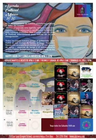 agenda Marzo 2020 web
